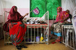 Victims of Famine Seek Treatment at Mogadishu Hospital 5.3833985