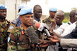 UN Force Commander Assesses Security in Pibor, South Sudan 4.687256