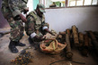 African Union Troops Uncover Shabaab IED, Car Bomb and Suicide Vest Materials 7.5423765