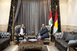 Special Representative for Iraq Meets Head of Kurdish Regional Government 4.5585585