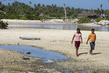 Island Nation of Kiribati Affected by Climate Change 1.0
