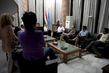 UNAMI Chief Holds Final Meeting with Staff 4.5585585