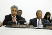 Foreign Minister of Maritius Co-Chairs Roundtable on Racial Discrimination 0.7666432