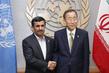 Secretaty-General Meets President of Iran 1.3605394