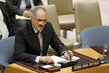 Draft Resolution on Syria Vetoed in Security Council 0.88390887