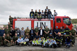 UNIFIL Fire Brigade Visited by Lebanese Students 4.569078