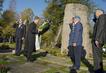 Secretary-General Visits Hammarskjöld Gravesite in Uppsala, Sweden 7.4088297