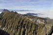 Aerial View of Switzerland's Fast-Decreasing Glaciers 12.7008505