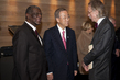 Secretary-General Meets IPU President and Secretary General in Bern 0.96209836
