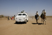 Head of UN Peacekeeping Visits Darfur 7.9766536