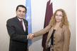 General Assembly President Meets President of Human Rights Council 3.1738443