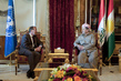 UNAMI Head Meets President of Kurdistan Region 4.5795593