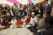 Secretary-General Visits Women's Community Clinic in Rural Bangladesh 2.9631674