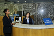Tour Guides at UN Headquarters 9.891502