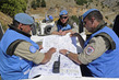 UNDOF Peacekeepers Patrol Golan Heights 4.97363