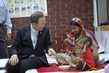 Secretary-General Visits Disease Research Centre in Dhaka 5.3847184