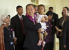 Secretary-General's Visit to Bali Health Centre Focuses on Women, Children 12.120498