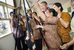 Secretary-General's Visit to Bali Health Centre Focuses on Women, Children 5.2862005