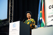 UN Climate Change Conference Opens in Durban, South Africa 8.615501