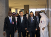 Secretary-General Meets Lebanese Foreign Minister in Doha 1.6359096