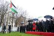 Symbolic Flag Raising Marks Full Palestinian Admission into UNESCO 14.817659
