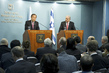 Secretary-General and Israeli Prime Minster Speak to Press 1.0688969
