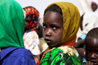 North Darfur Villagers Presented Plan for UNAMID-Built School and Clinic 10.100414