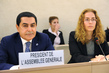 Human Rights Council Holds High-Level Segment of 19th Session 2.7428532