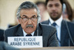 Inquiry Commission on Syria Presents Report to Human Rights Council 0.33790943