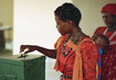 Voting at the Polling Station at Odangwa 5.0794888