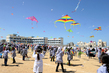 Palestinian Children Fly Kites on One-Year Anniversary of Japanese Quake 9.471355