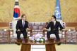 Secretary-General Meets President of Republic of Korea 1.0