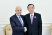 Secretary-General Meets Arab League Chief in Baghdad 1.6181487