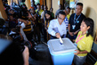 Timor-Leste Holds Second Round of Presidential Election 14.014534