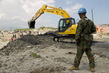 UN Mission Clears Debris ahead of Rainy Season in Haiti 6.38649