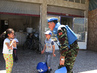 UN Observer Group Makes Rounds in Homs, Syria 12.7831135