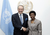 Deputy Secretary-General Meets Successor 0.9442553