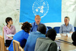 UN and IOM Officials Brief on Repatriation of South Sudanese from Kosti, Sudan 4.896184