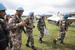 UN Troops Deployed to DRC Town Amid Unrest 4.3984623