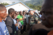 MONUSCO Force Commander Meets with Displaced Locals in North Kivu 4.399187