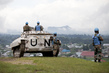 UN Peacekeepers Stand Guard over Congolese Towns at Centre of Conflict 7.9831123