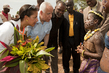 Security Council Visits Refugee Camp in Liberia 10.340333