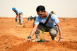 UNAMID Staff Plant Trees on World Environment Day 1.4539