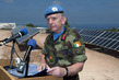 Solar Energy Powers UN Mission Base in Lebanon 4.5620193