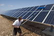 Solar Energy Powers UN Mission Base in Lebanon 4.569421