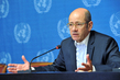 Spokesperson for Joint Special Envoy on Syria Briefs Media 1.7698714