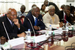 Côte d'Ivoire, Liberia, UNMIL and UNOCI Hold Quadripartite Meeting in Abidjan 4.626024