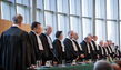 Swearing-in Ceremony for New ICJ Judge 13.698438