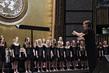 International Choral Festival Celebrates UN Charter 1.1091158