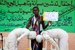 Opening of UNAMID-Rehabilitated Library in El Fasher, North Darfur 8.29657